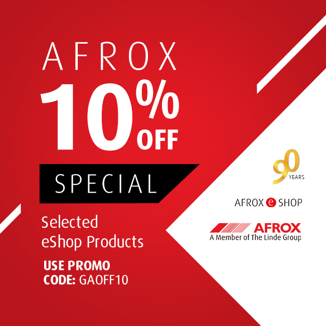 Afrox Promo
