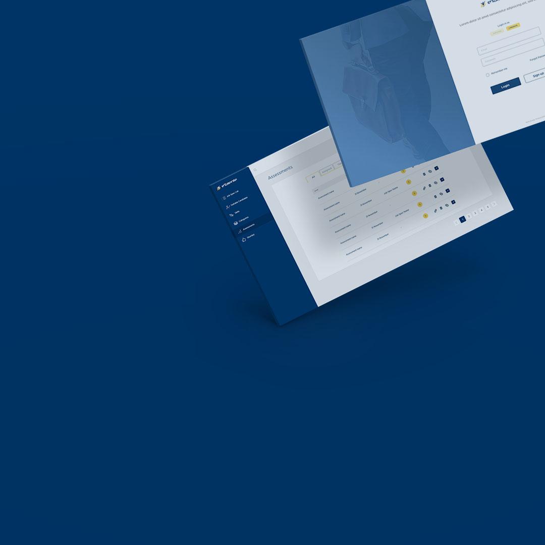 Etalente Web App
